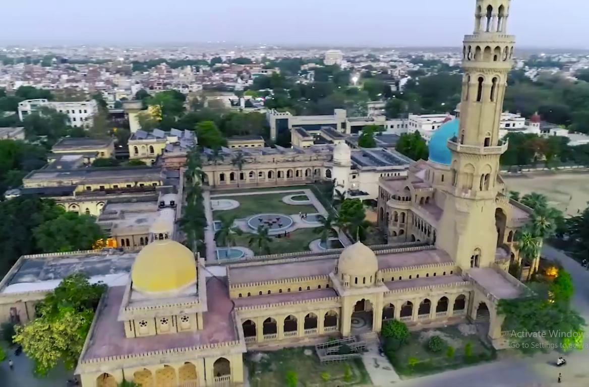 Restoration of Vizianagaram Hall